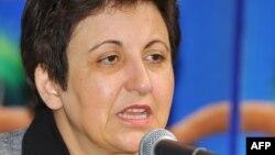 Iranian human rights activist Shirin Ebadi