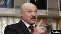Александр Лукашенко-президенти Беларус
