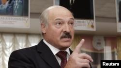 Presidenti i Bjellorusise Aleksander Lukashenko.