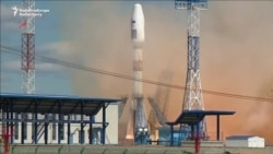 Russia Launches First Rocket From New Cosmodrome In Second Attempt