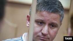 Евгений Дод в суде, июнь 2016
