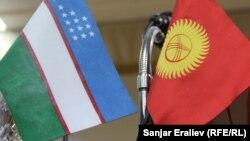 Бишкекте өткөн Өзбекстандын маданият күндөрүнөн тартылган сүрөт.