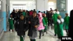 Ашхабадская школа (иллюстративное фото)