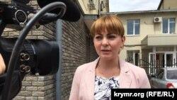 Оксана Железняк