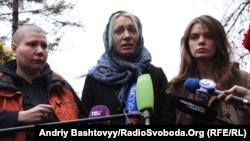Femen повернулися до Києва