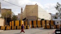 سفارتخانه ایران در صنعا