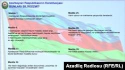 Azərbaycan Konstitusiyasından çıxarışlar