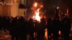 Orthodox Christmas: Bonfires, Lucky Bread And Parades