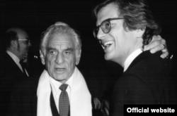 Cu Leonard Bernstein la New York
