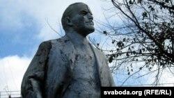 Помнік Леніну каля падшыпнікавага заводу, 2013 год