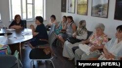 Встреча «Крымской солидарности»