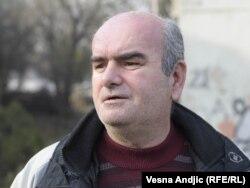 Goran Milošević, komšija Ponjigerovih u vojnom samačkom hotelu