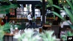 Угостителски објекти во Скопје во пандемија