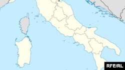 شهر اولینو که تصادف در نزدیکی آن رخ داده در جنوب ایتالیا قرار دارد
