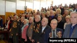 Збори в Ялті, 17 березня 2020 року
