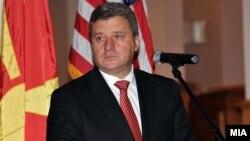 Преседателот Ѓорге Иванов во посета на САД.