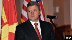 Преседателот Ѓорге Иванов