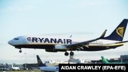 Ирланди -- Дублинера аэропорт