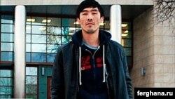 Гражданин Узбекистана Александр Ли, избитый нацистами в России. Фото информагентства «Фергана».