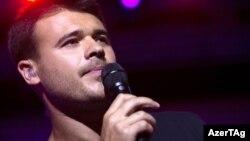 Azerbaijan -- pop-singer Emin Agalarov, Jul2012