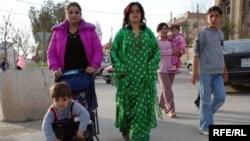 نساء كرديات في أربيل