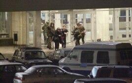 Теракт в театральном центре на Дубровке. 26 октября 2002 года