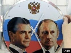 Популярные в современной России настенные часы