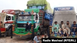 Pakistani and Afghan truck drivers say that going through the Torkham border crossing connecting northeastern Pakistan with eastern Afghanistan in the historic Khyber Pass is now an obstacle course.