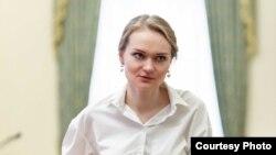 Начальник управління захисту прав споживачів фінансових послуг НБУ Ольга Лобайчук