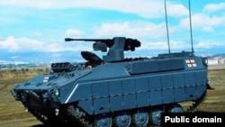 Грузинская боевая машина пехоты «Лазика»