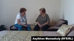 В центре для пожилых людей Asar. Алгабас, 12 июля 2016 года.