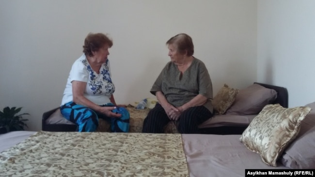 Дом престарелых в алматы как попасть заброшенный пансионат для душевнобольных в подмосковье