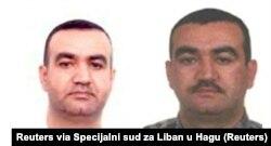 تصویری از عیاش که در سال ۲۰۱۱ توسط دادگاه ویژه برای لبنان منتشر شد
