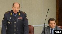 Генерал-майор Виктор Нилов - новый начальник ГИБДД