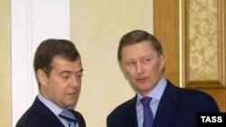 Из двух преемников Путин выбрал меньшего
