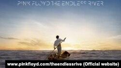 Фотография обложки диска нового альбома The Endless River группы Pink Floyd.