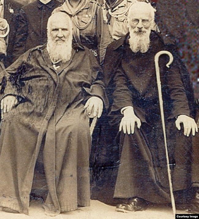 Брати Шептицькі – митрополит Андрей і архимандрит Климентій