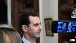 Președintele sirian Bashar al-Assad