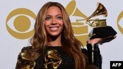 Американська співачка Beyoncé очолила рейтинг