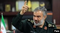 Komandanti i Marinës së Gardës Revolucionare të Iranit, Ali Fadavi