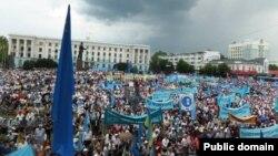 Всекрымский митинг, 18 мая 2013 года