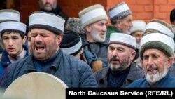 Суфийские зикры в Ингушетии и Чечне