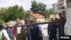 Протест на работниците од Житомел