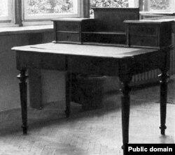 Kafkanın yazı masası