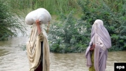 The worst floods in Pakistani history have uprooted millions of people.
