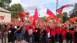 Skup na Cetinju: 'Crna Gora je najveća svetinja'