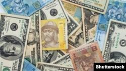 Долар зміцнився на 30 копійок