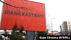 Diana Kastrati ishte vrarë në Prishtinë nga ish-burri i saj.