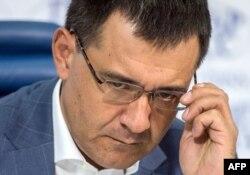 Депутат Госдумы России от ЛДПР Валерий Селезнев