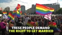 Hate And Debate Ahead Of Romania's Gay-Marriage Vote